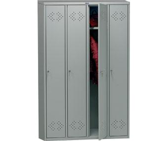 Шкаф для одежды «Практик» LS(LE) - Комус